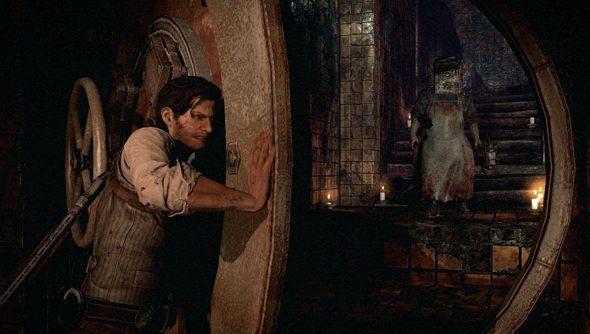 The Evil Within: the horror, the ho - sorry, the survival horror.
