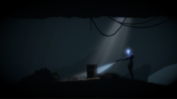 Be the AI in an unconscious spaceman's suit in Monkey Island-influenced platformer The Fall