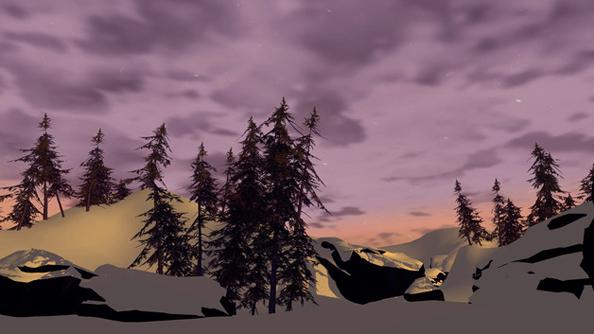 The Long Dark hits Kickstarter targets, finds new horizons