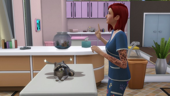 The Sims 4 Cats & Dogs captures all the joy and stress of
