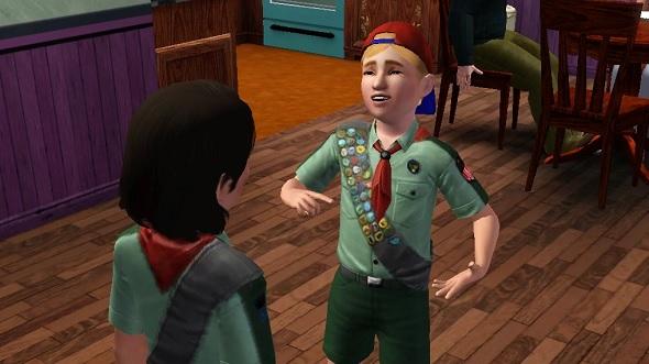 The Sims 4 Seasons