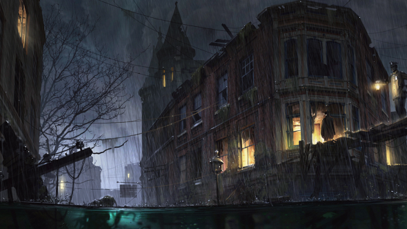 The Sinking City Oakmont