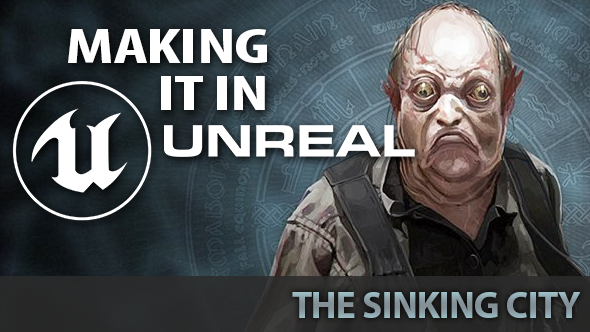 The Sinking City Unreal Engine 4