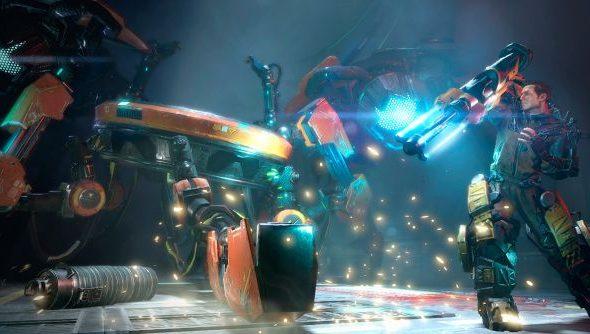 The Surge gameplay