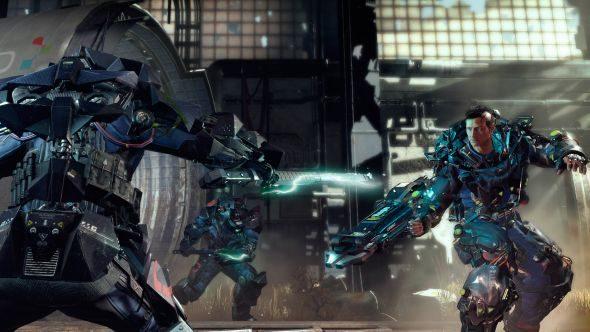 The Surge gameplay walkthrough