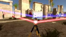 The Talos Principle: any theory about bouncing lasers is worth swotting up on.