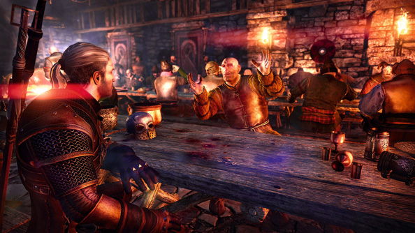 The Witcher 3: not short on pubs.