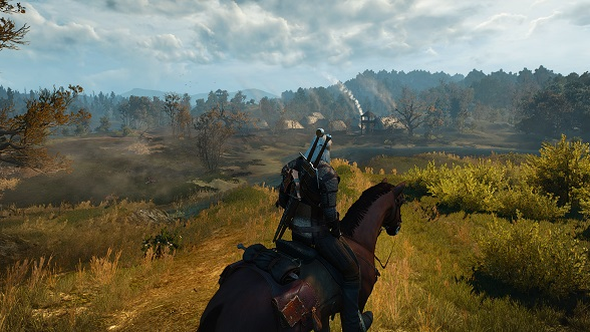 The Witcher 3 CD Projekt interview