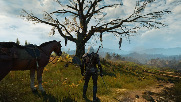 How CD Projekt envisioned The Witcher 3's striking depiction of war