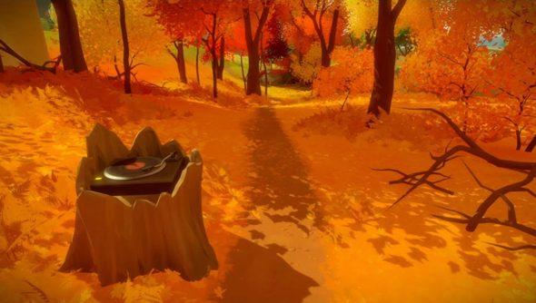 The Witness: brain-poking in beautiful surroundings.