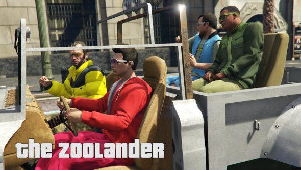 The Zoolander
