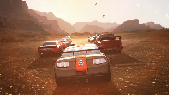Ubisoft has parked The Crew until December 2nd