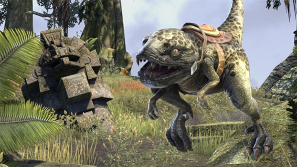 The pet's out of the bag: The Elder Scrolls Online gets an all new inventory system