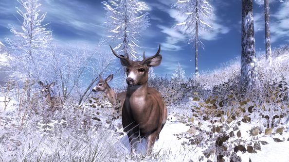 theHunter adds new chilly reserve to its repertoire