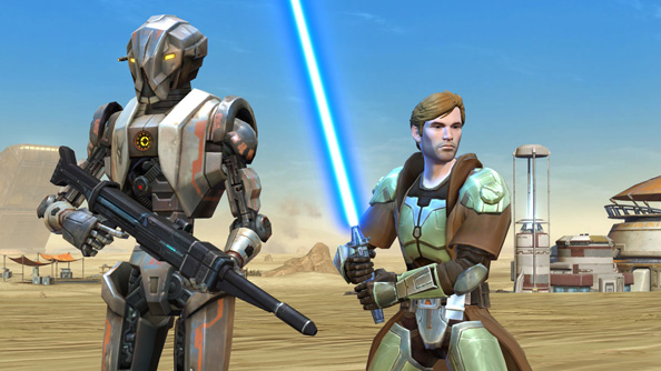 "Converting to free to play is not ""super easy to do"" says The Old Republic's game director"