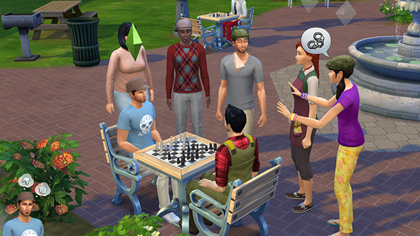 Some thoughts on The Sims 4
