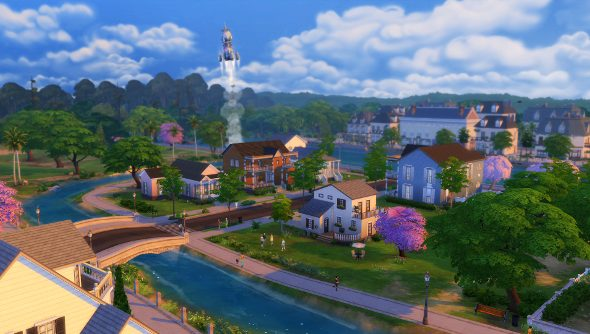 The Sims 4 recommended system requirements