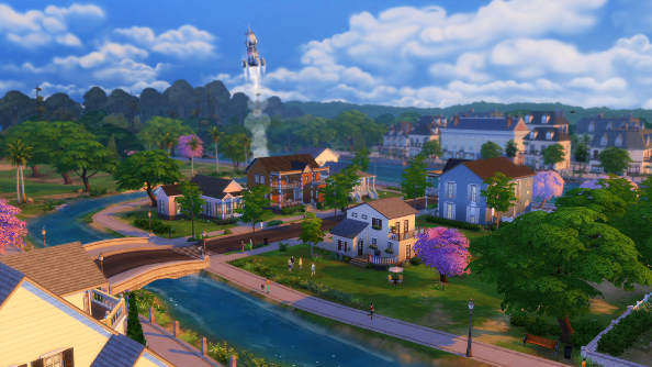 The Sims 4 recommended system requirements: can you reticulate the ...