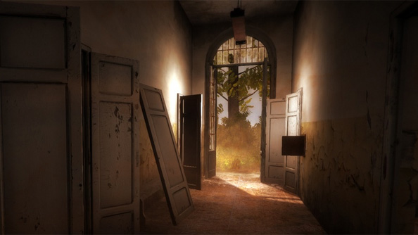The Town of Light is a horror adventure exploring the dark history of mental illness