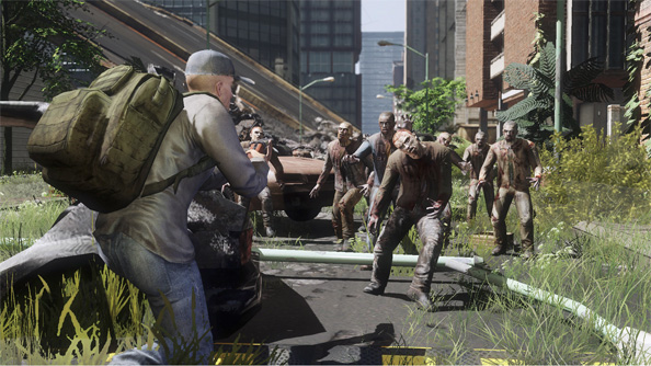 The War Z arrives on Steam as an unfinished 'Foundation Release', becomes top seller