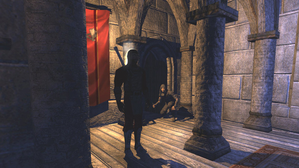 Modder snatches away Thief: Deadly Shadows' loading screens