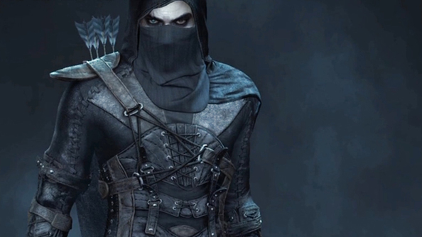 Dota 2's very first tie-in promo item set is for Thief, it seems
