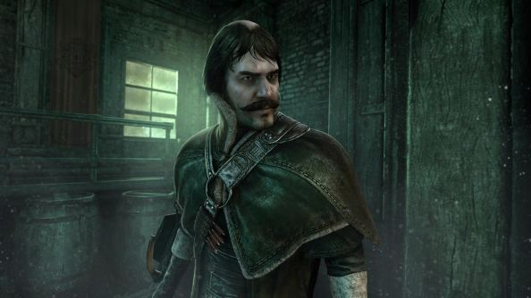 Thief trailer introduces the Thief Taker General via a deft bit of abstract nastiness