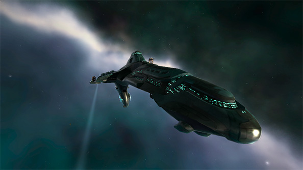 I showed my EVE Online spaceship designs to CCP, here's what they thought