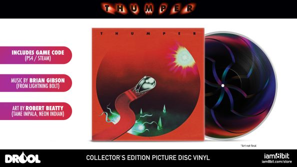 Thumper Collector's Edition