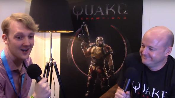Tim Willits Quake Champions interview