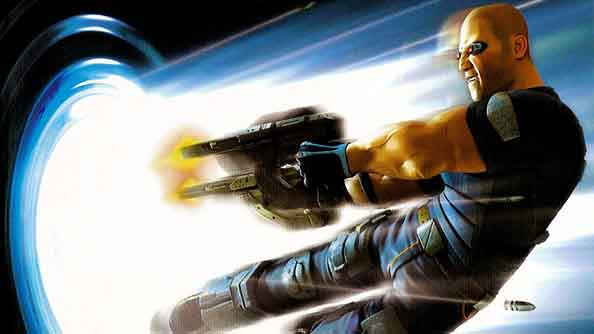 Crytek kept the Timesplitters license when they sold off Homefront