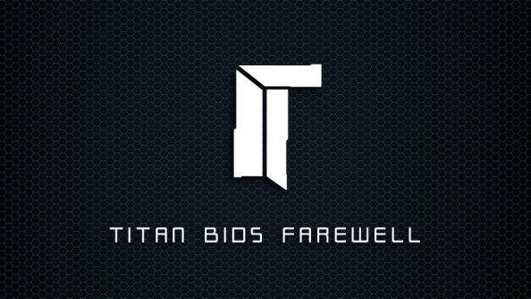 Titan bids farewell