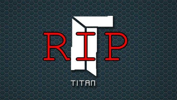 Titan esports disbands