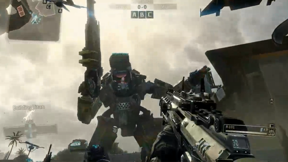 Titanfall finally shown; first game from ex-Infinity Ward team