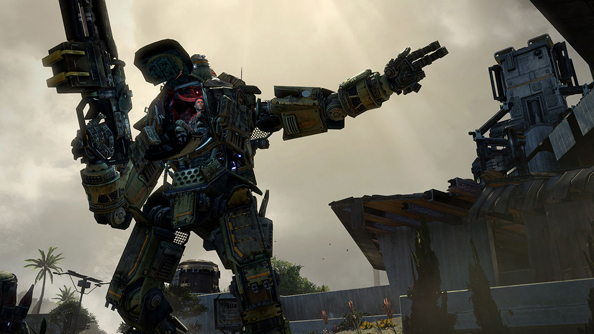 Titanfall demoed for over 10 minutes, still not nearly enough