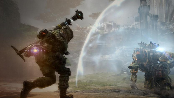 Titanfall: matchmade in Angel City?