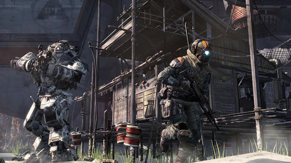 Standby for Titanfall: PC players can now pre-load via Origin