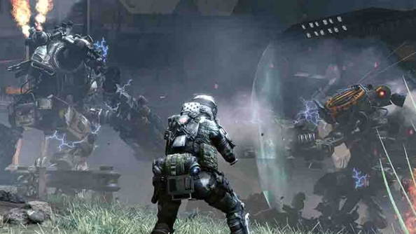 Titanfall will leave a large metal footprint on your hard drive