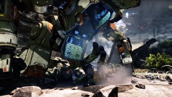 Jack Cooper didn't ask for this either in the new Titanfall 2 campaign gameplay trailer
