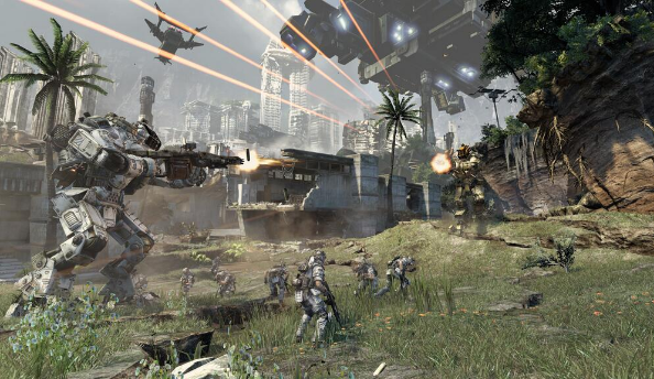"Making another FPS was ""a natural choice"" for Respawn Entertainment"