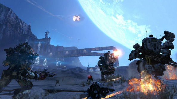 Titanfall 2 will have a single-player campaign, and it's getting a TV show