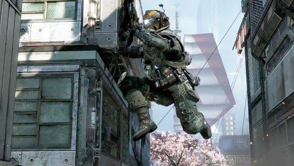 No need to rush like this plonker - Titanfall beta registration is open till Friday afternoon, US time.
