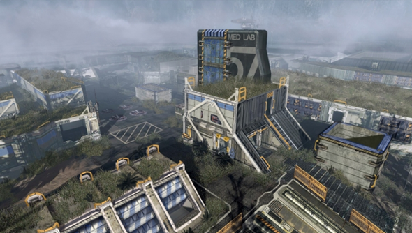 Titanfall Map Zone Eliminates Rooftop Advantage To Foster A - Mapzone