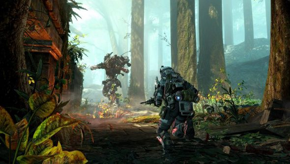 Titanfall-style trees: but who occupies the upper branches?