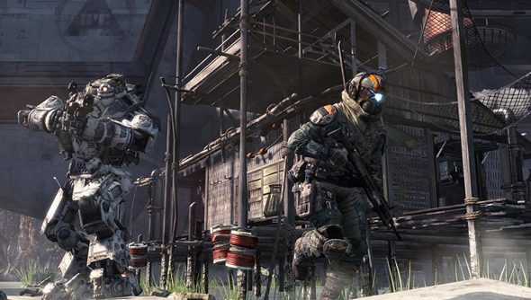 Titanfall is the first FPS - or indeed, first anything - from Infinity Ward veterans Respawn.