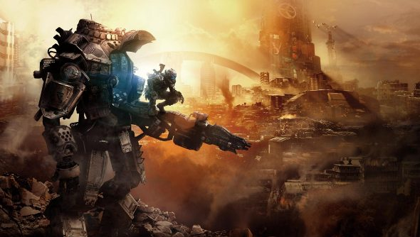 Titanfall day one patch