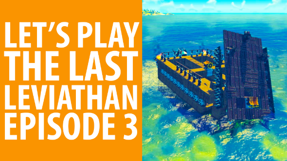 the last leviathan let's play