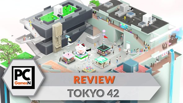 Tokyo 42 PC review
