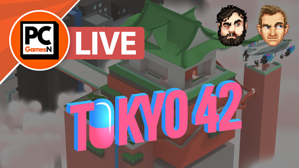 Tokyo 42 gameplay livestream