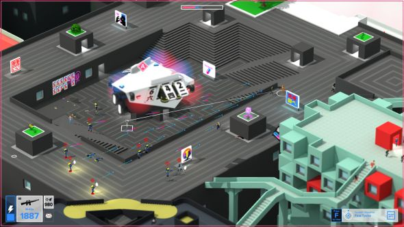 Tokyo 42, Mode 7 Games' upcoming published title